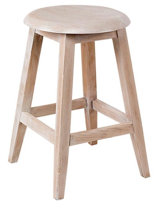 Состаренная мебель из дерева своими руками