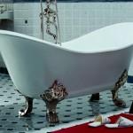 литая ванная из железа