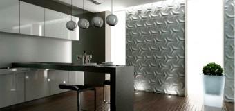 Отделка бетоном, декоративные панели под бетон