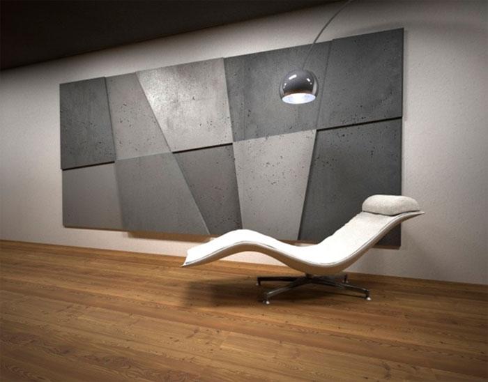 Цвета и текстуры декоративных панелей под бетон