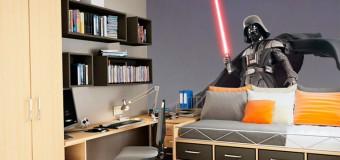 Детская комната «Звездные войны»