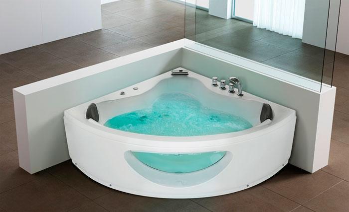 Ванны и виды массажа