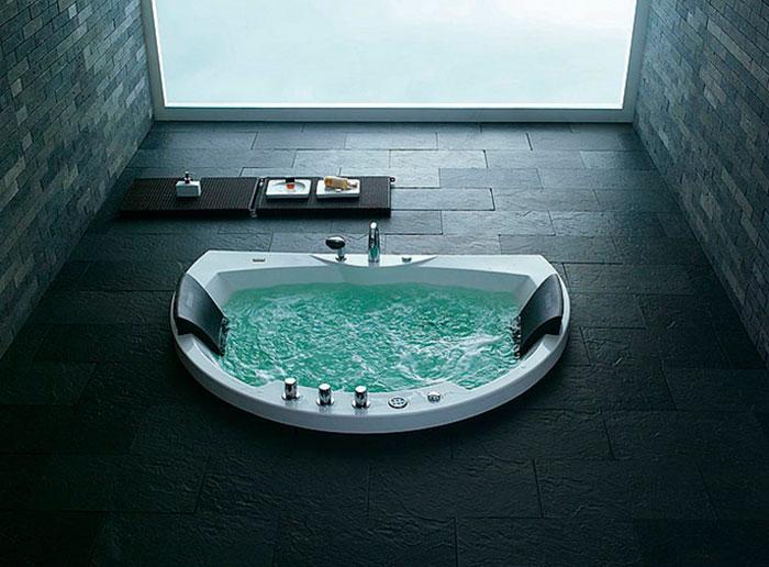 Встраиваемые гидромассажные ванны