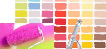 Краска для стен в ванной комнате и кухне: какая лучше краска латексная или акриловая