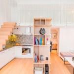Интерьер лестницы в частном доме – фотогалерея