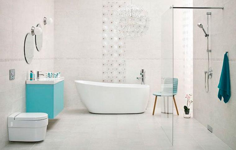 Какие решения будут доминировать в интерьере ванной 2016-2017 годах