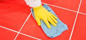 Как почистить швы между плитками