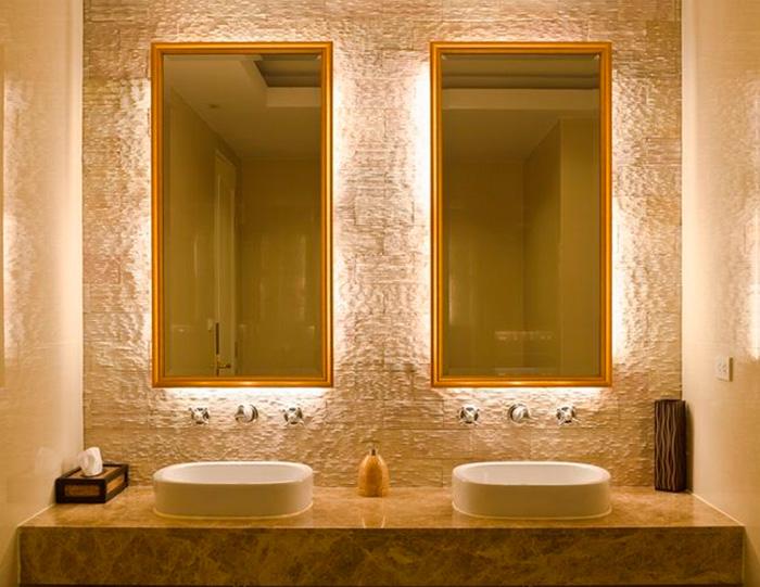 зеркала для комнаты с подсветкой из светодиодных источников