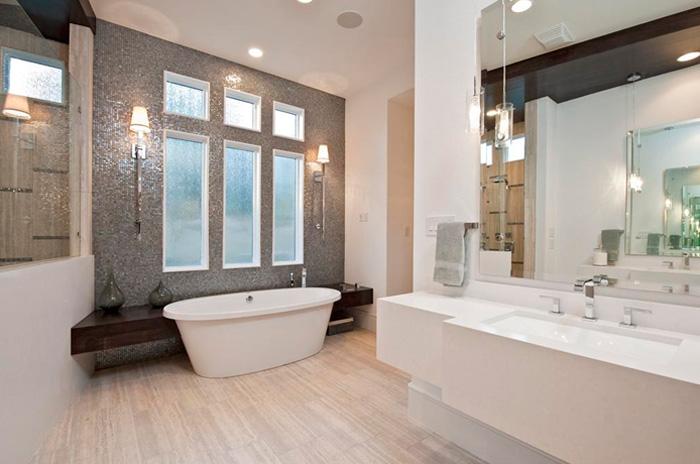 Подвесной светильник для ванной комнаты