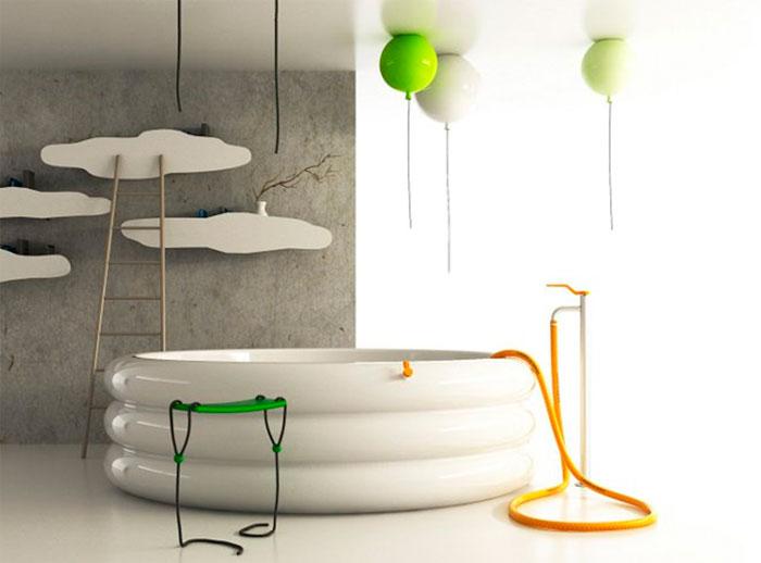 Лампы в форме воздушного шарика