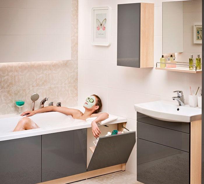 Функциональная ванная