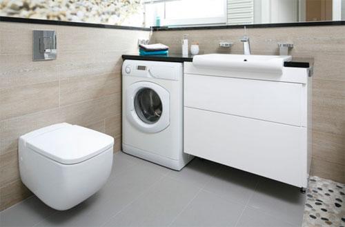 Ванная комната столешница стиральная машина купить новый искуственный стол Степановское