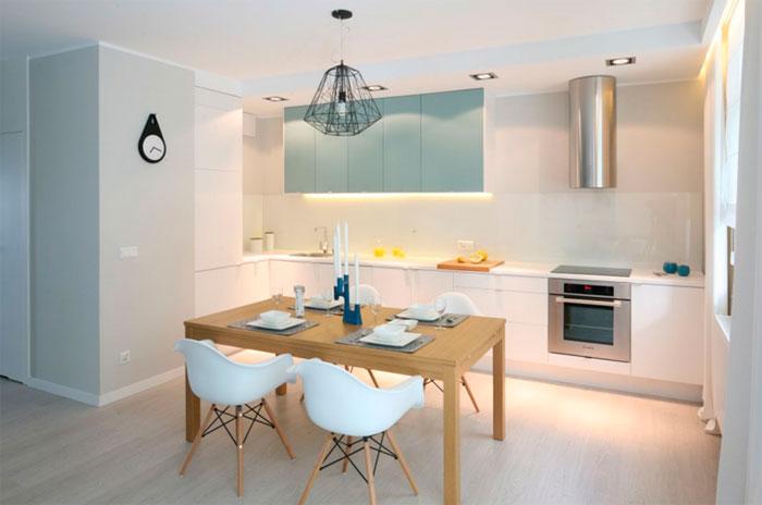 Маленькие угловые кухни – современный дизайн