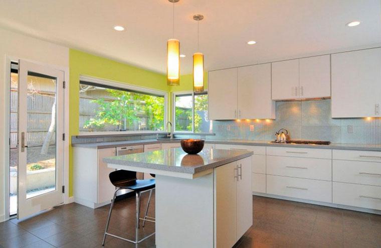 Угловые кухни – современный дизайн