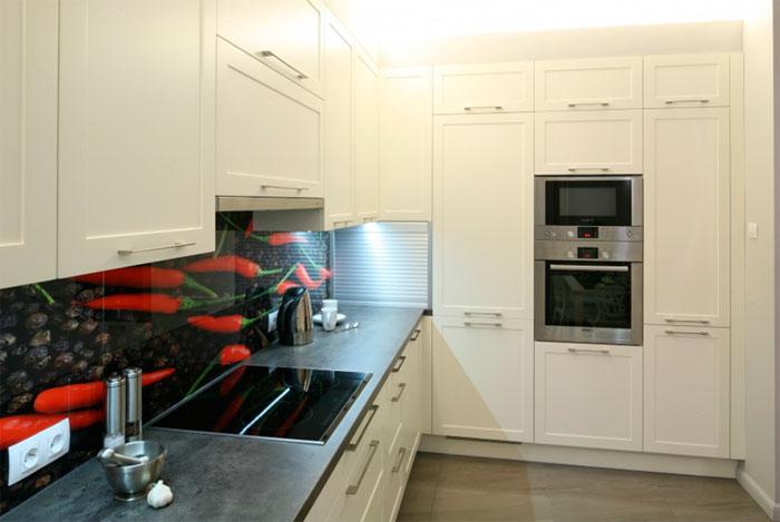 Эргономика и дизайн угловой кухни в квартире