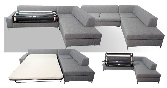 Угловой диван подходит для сна?