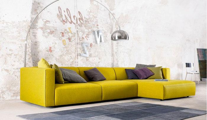 Чем удобен угловой диван для гостиной со спальным местом