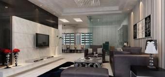 Идеи оформления стен в гостиной