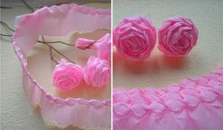 Как сделать цветок из бумаги – шаг за шагом
