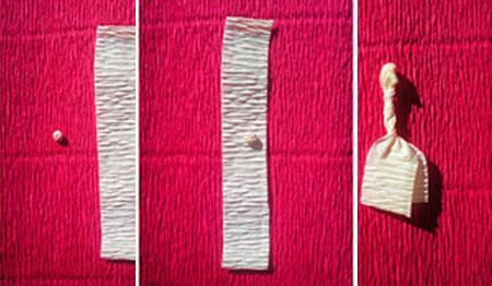 Как сделать букет цветов из бумаги своими руками