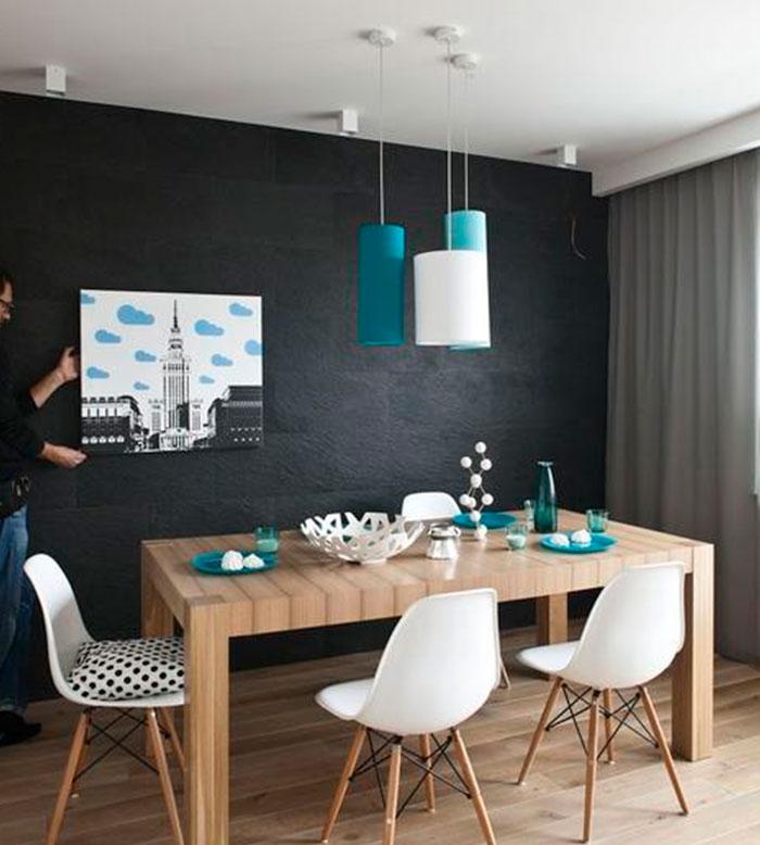 Стены серого цвета: выбор тона и пропорций