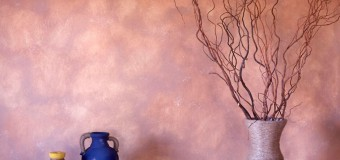 Декоративная покраска своими руками