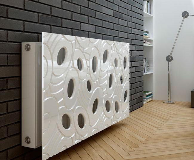 Металлические экраны для радиаторов