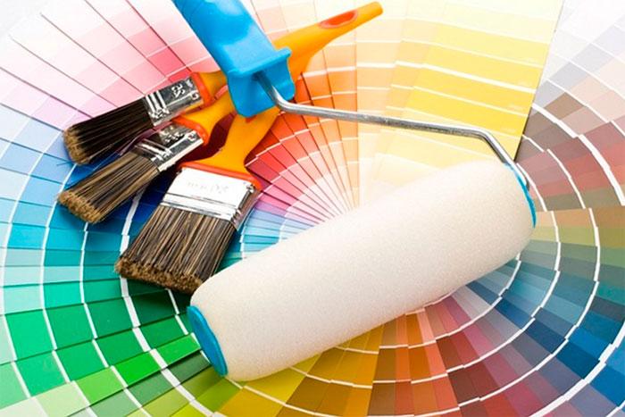 Выбор цвета фасадных красок из эстетических соображений