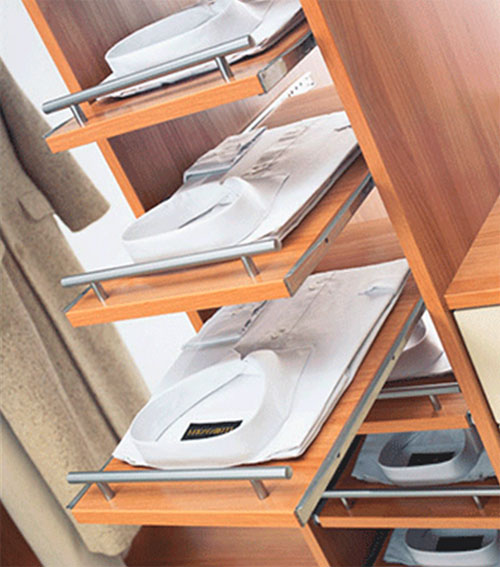 Функциональные системы для домашнего гардероба