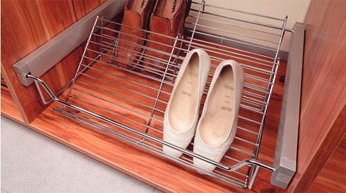Стойки и полки для обуви