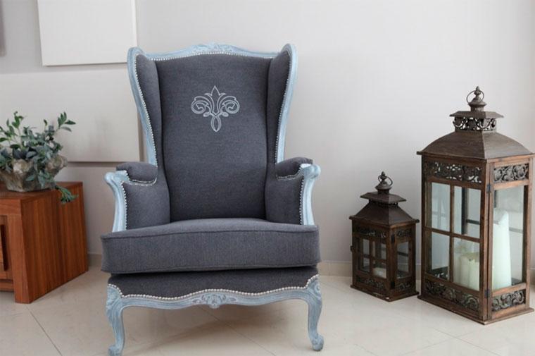 Английское кресло с ушами – что это такое и откуда оно взялось