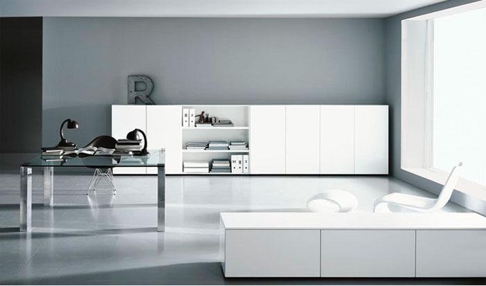 Мебель гостиной в стиле минимализм