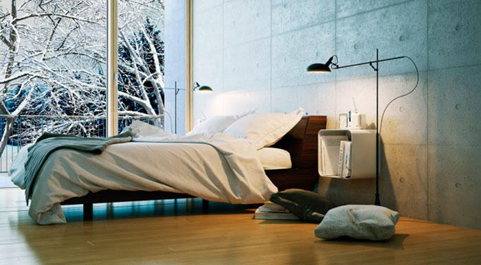 Аксессуары для дизайна дома в стиле минимализм
