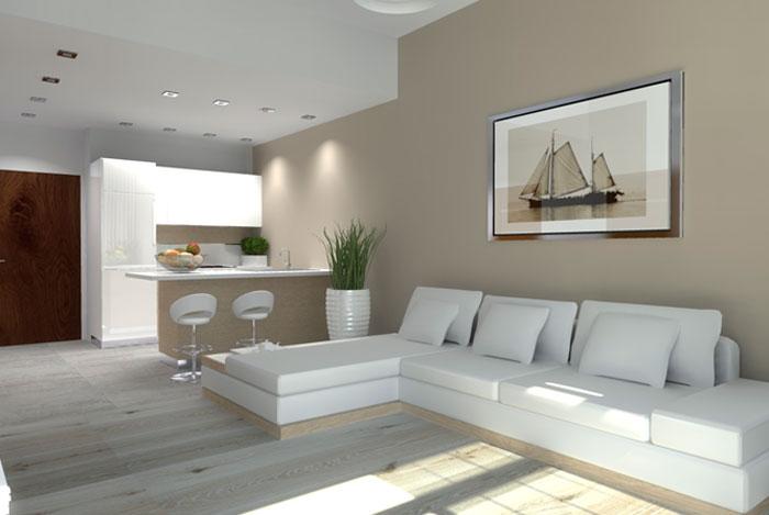 Дизайн современного дома в стиле минимализм