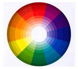 Гармоничные цветовые комбинации