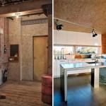 Обшивка потолка и отделка стен плитами осб