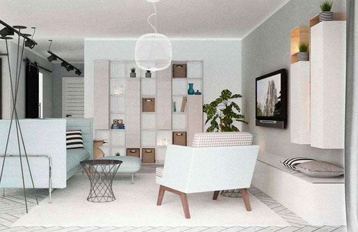 Дизайн интерьеров квартир в современном стиле – аксессуары и добавки