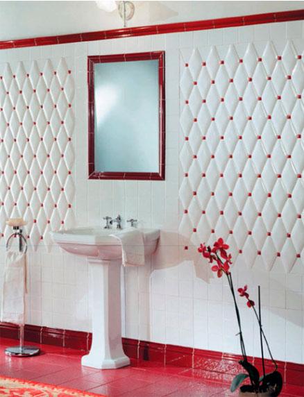 Красивая плитка для ванной комнаты дизайн