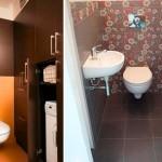 Современные идеи дизайна туалета