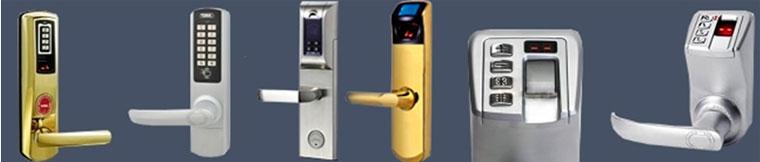 Биометрический замок по отпечатку пальца