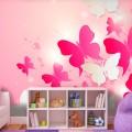 Бабочки для украшения интерьера