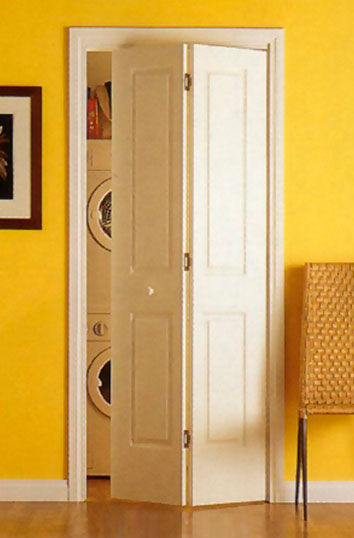 Складные межкомнатные двери