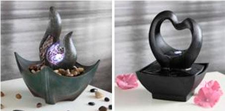 Фонтан, увлажнитель воздуха или романтическая лампа?
