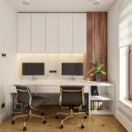 интересные решения для современного кабинета
