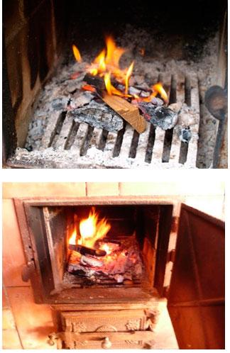 Для строительства печи не используйте решетки от обычных печей