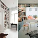 Современная модульная гостиная белый глянец, фото