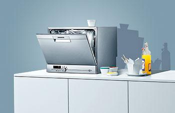 Компактные модульные посудомоечные машины