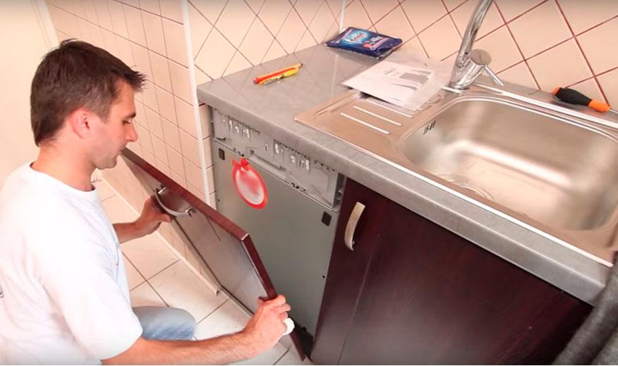 Как сделать для посудомоечной машины в домашних условиях 14