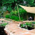 Декоративные пруды для дачи