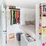 Спальня за шкафом
